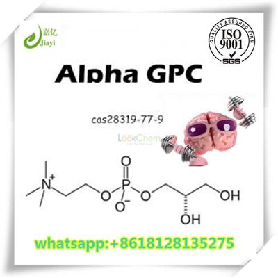 Nootropic Supplement Powder Alpha-GPC to Increases Memory 28319-77-9