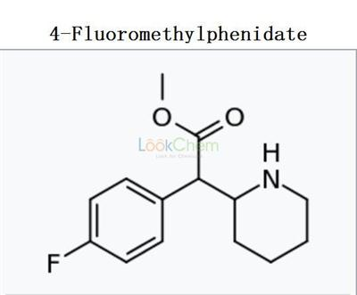 4-Fluoromethylphenidate, 4F-MPH , 4-FMPH,4-FIBF