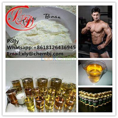 High Quality Anabolic Steroid Hormone Testosterone Base for Bodybuilding CAS 58-22-0(58-22-0)