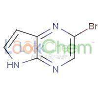 2-bromo-5H-pyrrolo[2,3-b]pyrazine  875781-43-4