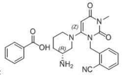 Alogliptin CAS 850649-62-6