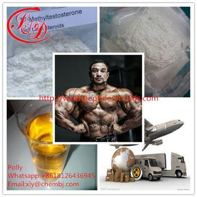 High Quality Anabolic Steroid 17-Methyltestosterone for Bodybuilding with Safe Shipping CAS 58-18-4