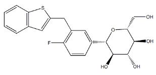 Ipragliflozin CAS761423-87-4