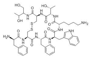 Octreotide acetate CAS 83150-76-9 DMF  CFDA Reaistration