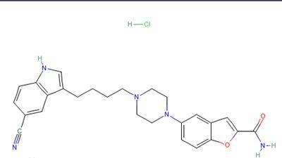 Vilazodone hydrochloride CAS:163521-08-2