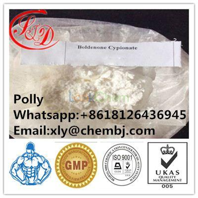 Muscle Enhancing Raw Steroid Powder Boldenone Cypionate CAS 106505-90-2 on Sell