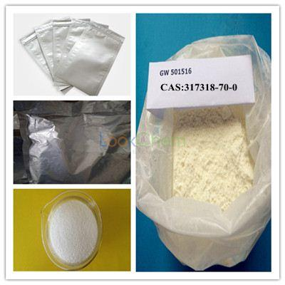 99% High Purity Sarms GW501516 for Muscle Gain Bulk Powder