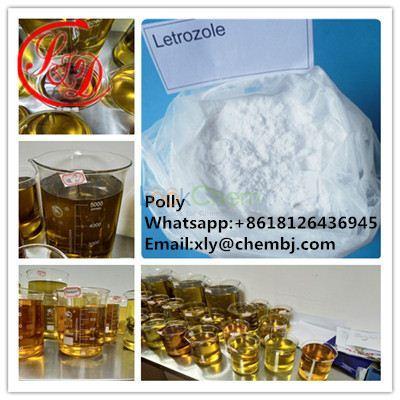 Top Quality Anti-Estrogen Steroids Letrozole for Bodybuilding CAS 112809-51-5