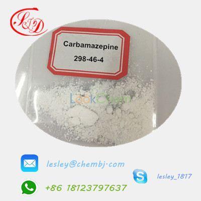 Anticonvulsant Drugs Cbz Carbamazepine Medical Raw Powder on Sale