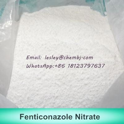 Antibacterial Raw Powder Fenticonazole Nitrate with Good Price
