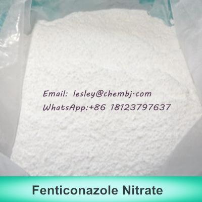 Antibacterial Raw Powder Fenticonazole Nitrate with Good Price