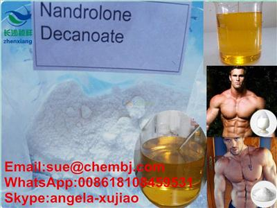 High Purity Injectable Steroids Liquid Nandrolone Decanoate / Deca CAS360-70-3 or Musle-Building