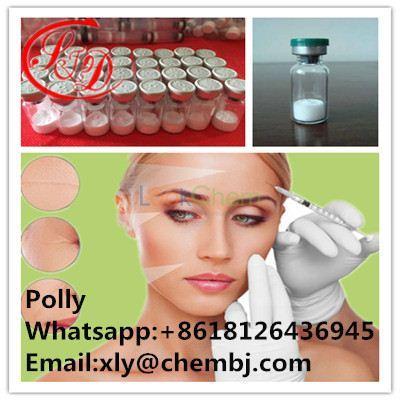 Pharmaceutical Grade 99% Melitane/Nonapeptide-1 for Dispel Freckle and Whiten Skin CAS 158563-45-2