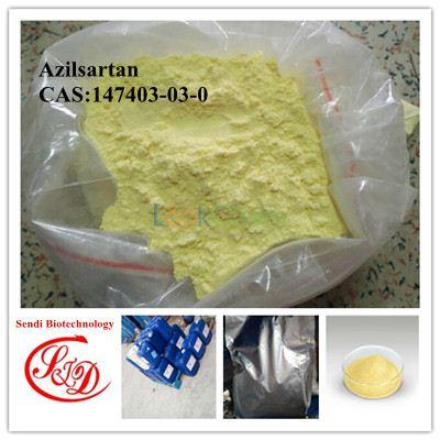 China Supply Antihypertensive Raw Powder Azilsartan APIs