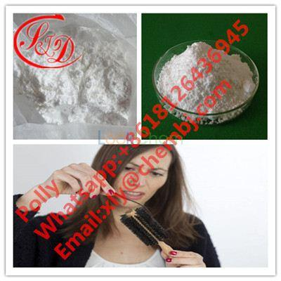 Factory Supply Pharmaceutical Raw Material Hair Growing Powder Minoxidil CAS 38304-91-5