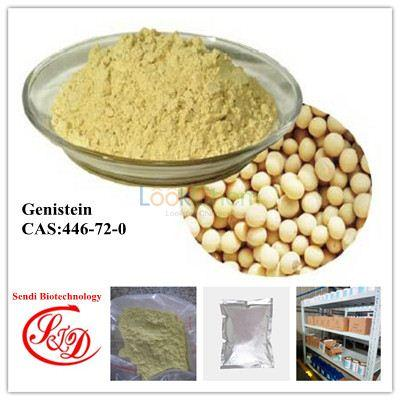 Nature Extract 98%min Genistein Antitumor Raw Powder