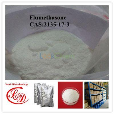 China Supply 99% Topical Anti-inflammatory Corticosteroid Flumethasone