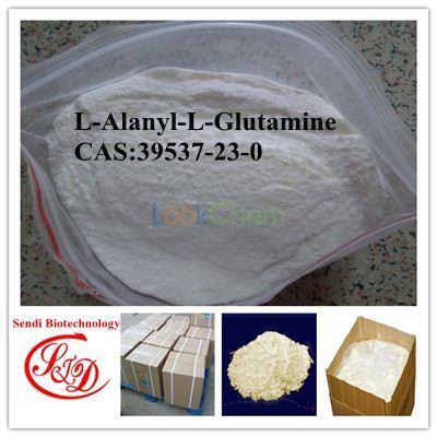 99% High Purity L-Alanyl-L-Glutamine Nutrition Additive Raw Powder