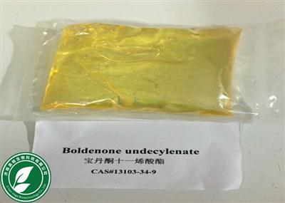 Equipoise / Boldenone Undecylenate Muscle Gain Steroids CAS 13103-34-9 Light Yellow