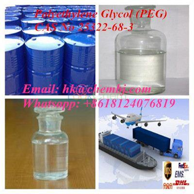 Polyethylene Glycol 400 Organic Solvents Peg400 CAS 25322-68-3