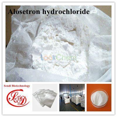 98.5%min Digestive Drug Alosetron Hydrochloride Powder APIs
