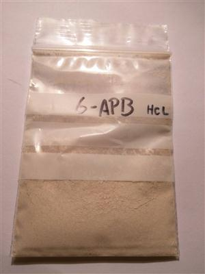 Factory hot sale 6-APB with best price in stock