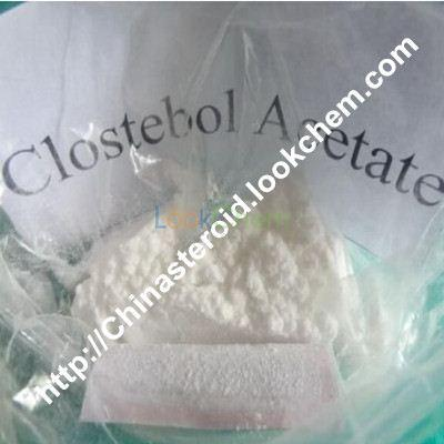 Cutting Cycle Steroid Powder Clostebol Acetate / 4-Chlorotestosterone Acetate