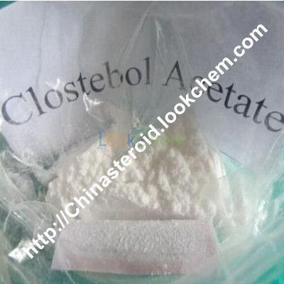 Cutting Cycle Steroid Powder Clostebol Acetate / 4-Chlorotestosterone Acetate