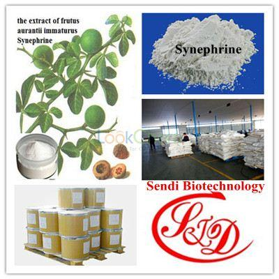 Plant Extract 98% Synephrine Best Raw Powder Fat Loss Diet