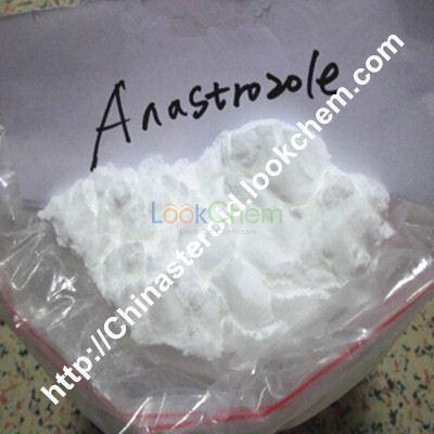 Breast Cancer Treatment Anti Estrogen Anastrozole / Arimidex Powder