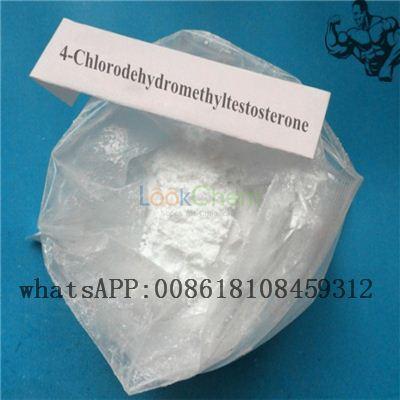 4-Chlorodehydromethyltestosterone 2446-23-3