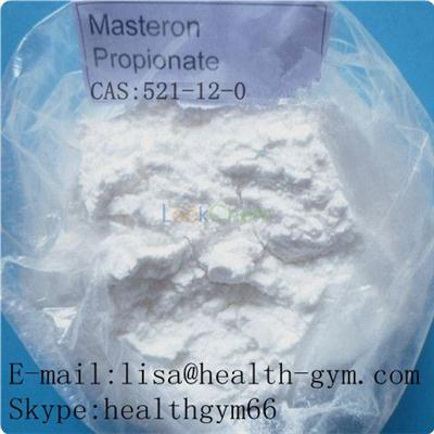 Raw Hormone Powders Mast Prop/Drostanolone Propionate for Muscle Growth