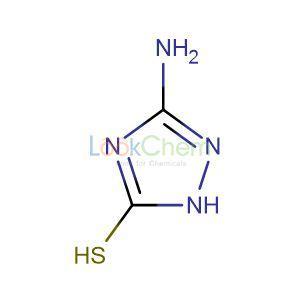 Manufacturer / In Stock / 3-Amino-5-mercapto-1,2,4-triazole 99%