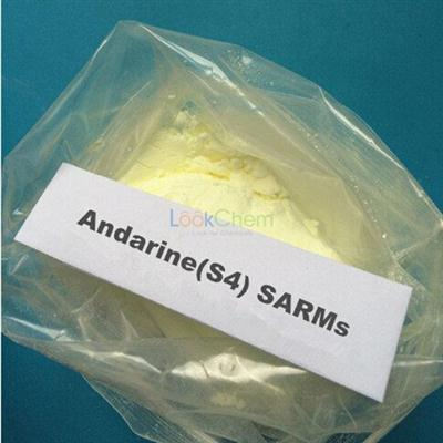 Andarine/S4/S-4 Raw Sarms Powder Hormone for bodybuilding