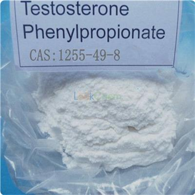 best quality/fast delivery testosterone phenylpropionate,manufacturer 1255-49-8