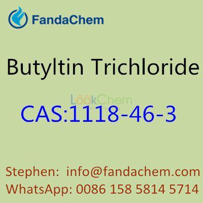 Butyltintrichloride cas  1118-46-3