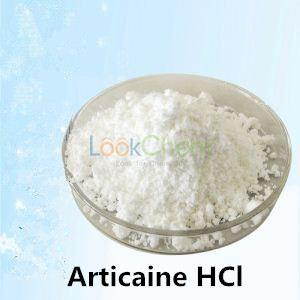 Articaine Hydrochloride/ HCl  Local Anesthetic White Powder