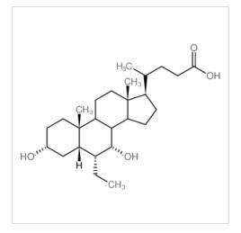 6-Ethylchenodeoxycholic acid/6-ECDCA/Obeticholic acid