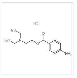 Procaine hydrochloride/procaine HCl/anestil/