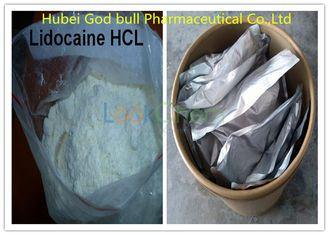 Lidocaine Hydrochloride Local Anesthesic Drug for Pain Killer