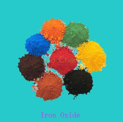 Red110/Yellow313/Black330/Green835/Orange960/Brown686 Iron Oxide for Painting