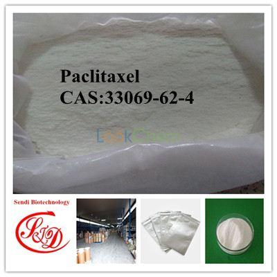 USP 99% Top Quality Antitumor Agent Paclitaxel Raw Powder APIs