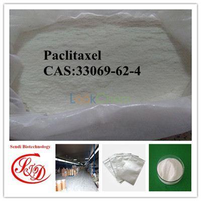 USP 99% Top Quality Antitumor Agent Paclitaxel Raw Powder APIs