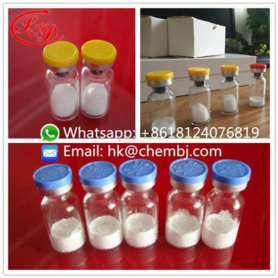 CJC-1295 without DAC (CJC-1293) Pharmaceutical Peptide CAS 863288-34-0 2mg/Vial Legal Lyophilized Polypeptide