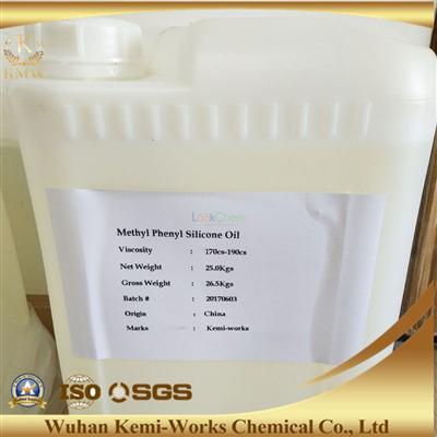 Methyl Phenyl silicone oil 255-500(63148-58-3)