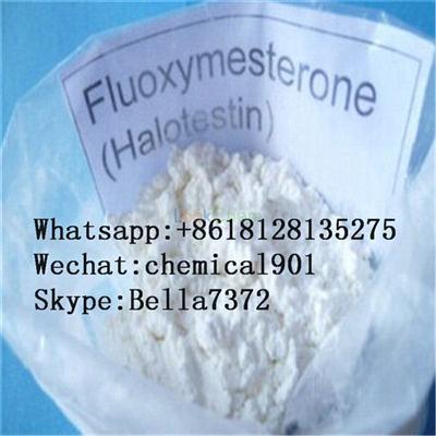 Anabolic-androgenic Fluoxymesterone (Halotestin)