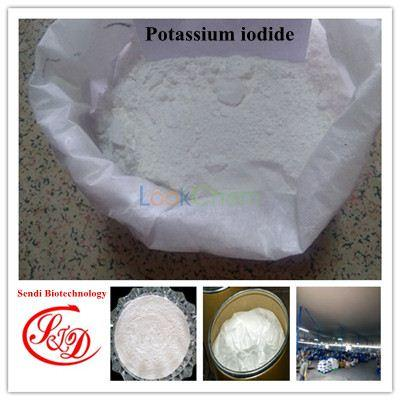 99% Top Quality Potassium iodide Raw Powder Functional APIs Benefits