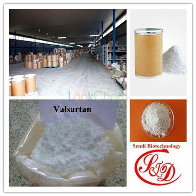 China Supply 99% Top Quality Antihypertensive Agent Valsartan Raw Powder APIs