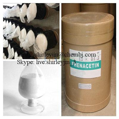Pharmaceutical Raw Materials Phenacetin Powder