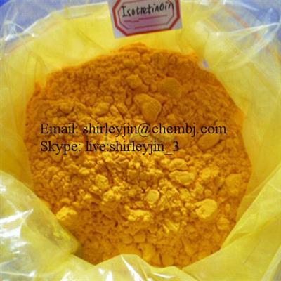 Pharmaceutical Raw Materials Isotretinoin (Accutane) Powder